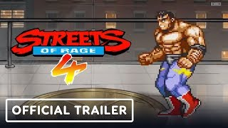 Streets of Rage 4 - Official Retro Reveal Trailer by IGN