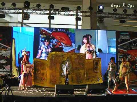 Thailand Comic Con Cosplay Performance Contest Team 06 – Dynasty Warrior 7