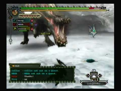 Monster Hunter Tri Deviljho Guide