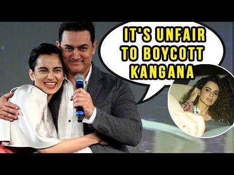 Aamir Khan INVITES ONLY Kangana Ranaut For Secret