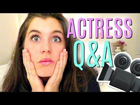 What it's REALLY like on a movie set || Q&A