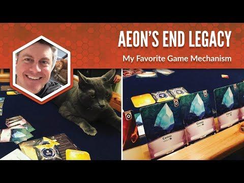 Aeon's End Legacy: My Favorite Mechanism (spoiler free)