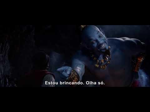 Will Smith se sobrepõe em nova e luxuosa versão de 'Aladdin'