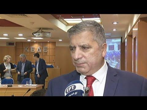 Δήλωση Γ. Πατούλη μετά τη συνεδρίαση της ΚΕΔΕ