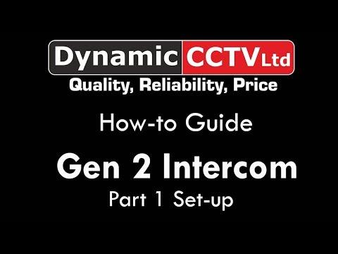tech - Generation 2 Intercom