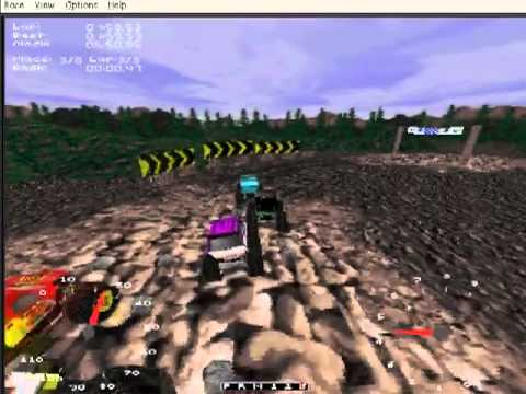 monster truck madness pc demo