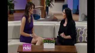 Jessica and Chris on the Ricki Lake Show