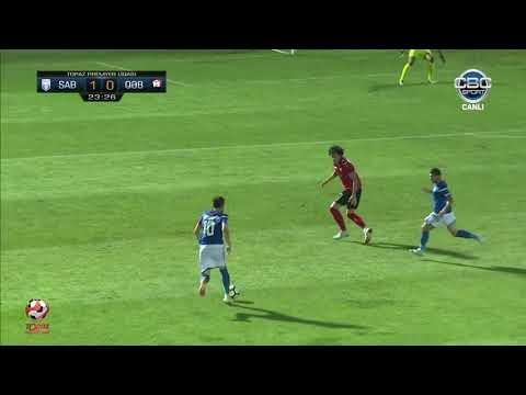 Sabah Baku - Габала 1:0. Видеообзор матча 16.09.2018. Видео голов и опасных моментов игры