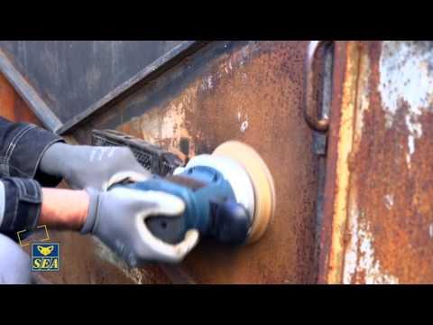 Disque auto agrippant anti-encrassant S721 diam 125 mm