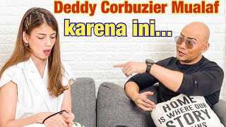 Video Deddy Corbuzier Mualaf karena mau Nikah ⁉️ MP3, 3GP, MP4, WEBM, AVI, FLV Juni 2019