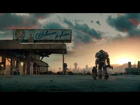 Fallout 4 Cinematic Trailer - With Old Style Music From Different Countries