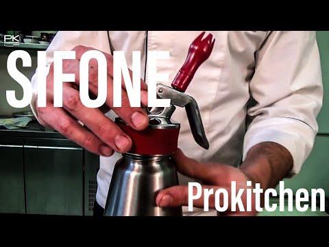Come si usa il sifone? - Tutorial Cucina PK#23