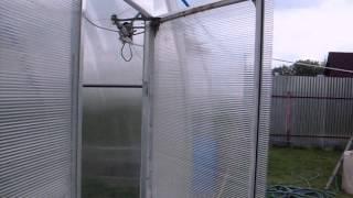 Автоматичекская форточка для теплицы