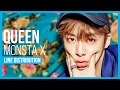 Download Lagu Monsta X - Queen Line Distribution (Color Coded) Mp3 Gratis