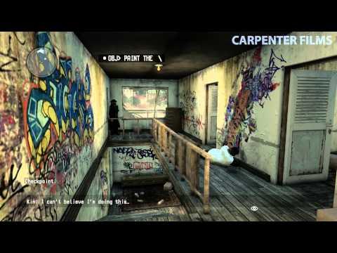 Call of Juarez® The Cartel gameplay HD
