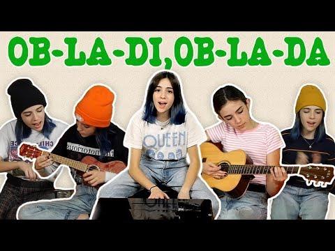 OB-LA-DI, OB-LA-DA - GABRIELA BEE (Beatles Cover)