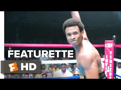 Hands of Stone Featurette - Usher (2016) - Movie