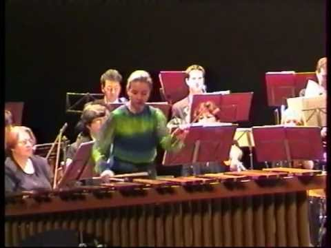 Anders Koppel – Concerto for Marimba and Orchestra (1st Mvmt)