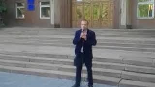 Николаев присоединился к акции «Нет выборам по закону Януковича»