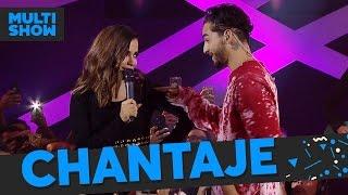 Video Borro Cassette + Chantaje | Anitta + Maluma | Música Boa Ao Vivo MP3, 3GP, MP4, WEBM, AVI, FLV November 2018