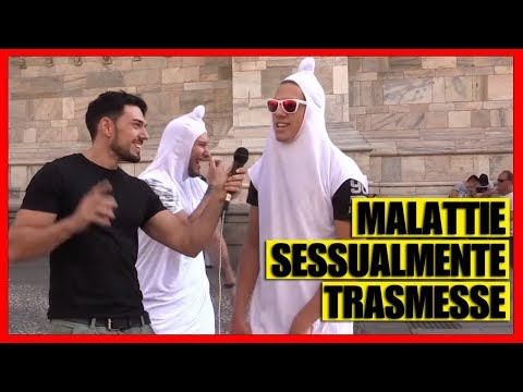 Quanto ne Sanno gli Italiani sulle Malattie Sessualmente Trasmesse? -[Esperimento Sociale] - theShow