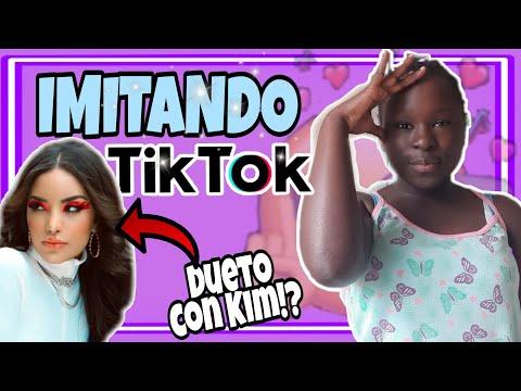 IMITANDO TIK TOK!!!😱¿DUETO CON KIMBERLY?!(YARII LIKE)