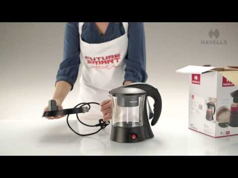 Havells Crystal Tea Coffee Maker