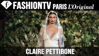 Claire Pettibone Bridal Collection Fall 2015 - Runway Show | FashionTV