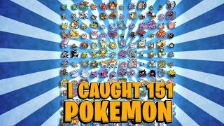 I Caught The Original 151 Pokemon! - Minecraft Pixelmon Island SMP - Pokemon Mod #13 | JeromeASF