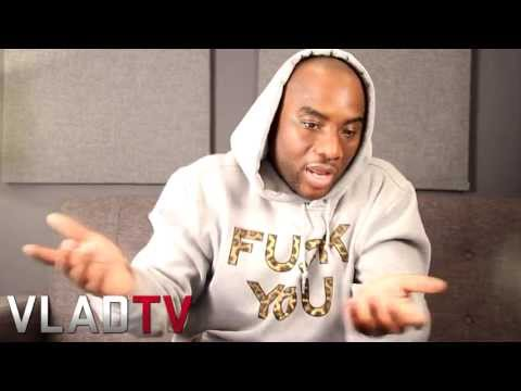 djvlad - http://www.vladtv.com/ - Famed radio deejay Charlamagne tha God shares his thoughts on Nelly's career, revealing that his popularity has fallen off, but give...