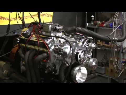 69 Chevy Impala performance engines