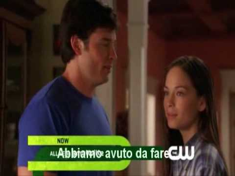 Smallville Season 7 Episode 7 Wrath Clark Lana ITA