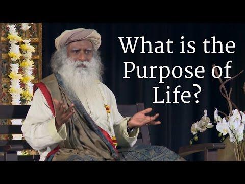 What is the Purpose of Life? - Sadhguru