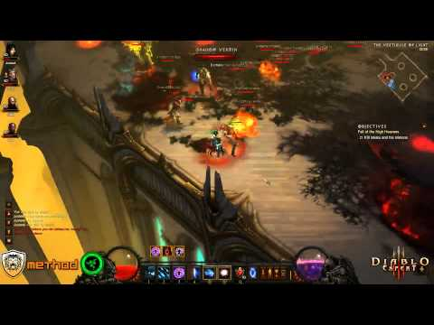 Diablo 3 - Iskatu (Inferno) Kill Video Video