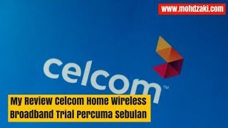 Download Lagu Review Celcom Home Wireless Broadband Mp3