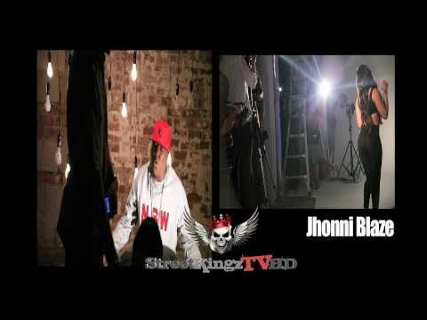 BEHIND THE SCENES OUN P FEAT. JADAKISS LLOYD BANKS & FRED THE GODSON -