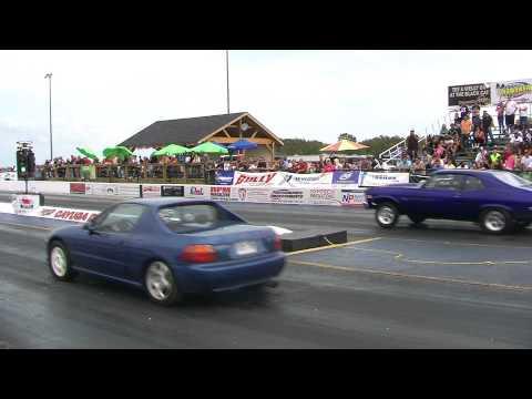Honda Del Sol vs. Chevy Nova