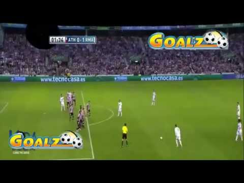 Athletic Bilbao 0-3 Real Madrid 14.04.2013 |HD|
