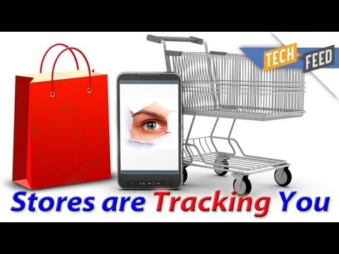 Stores are Tracking You