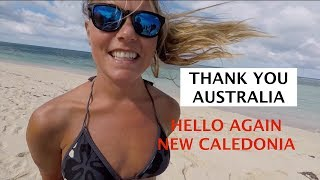 Brent and Ana are a couple sailing around the world on their catamaran IMPI. Sailing into Australia has proved this country to be one of the friendliest countries ...