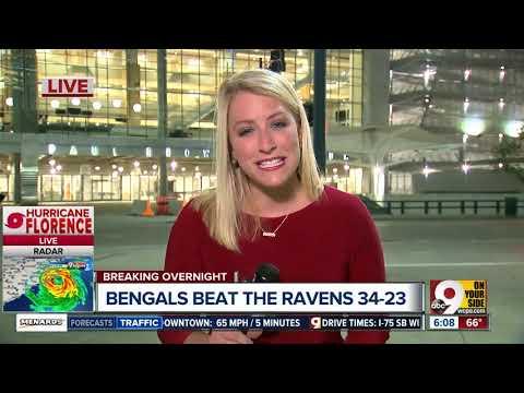 Bengals start 2018 season at 2-0, beating the Baltimore Ravens at Paul Brown Stadium