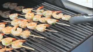 How to Make BBQ Prawn Scampi