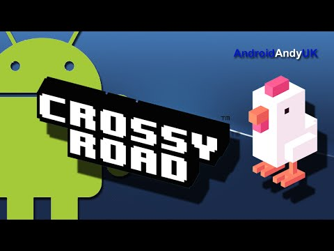 Crossy Road Android Game Review