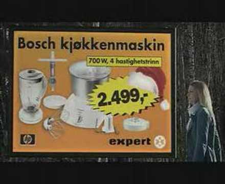 Yet Another Funny Norwegian Commercial