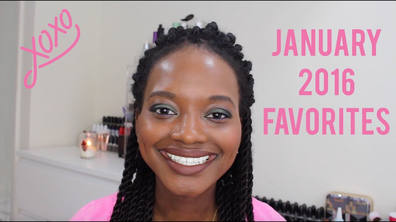 January 2016 Favorites