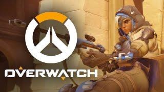 Overwatch - Ana Gameplay Trailer by GameSpot