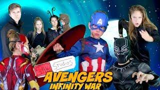 Video Avengers Infinity War Trailer Parody by SuperHero Kids In Real Life MP3, 3GP, MP4, WEBM, AVI, FLV Juni 2018