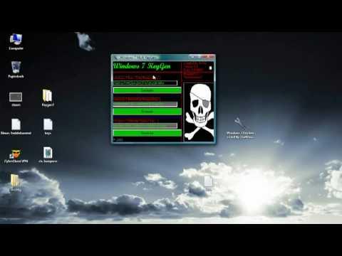 Windows 7 Keygen Pack (Ultimate Included!!)