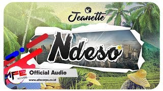 Jeanette-NDESO (Official Audio)