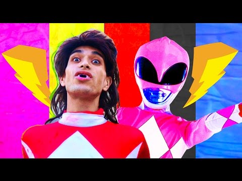 Is Morphings Time! (OFFENSIVE POWER RANGERS PARODY)